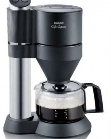 Kávovar Severin KA5703, čierna / nerez