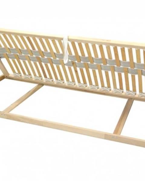 OKAY nábytok Double klasik - Rošt, 80x200 cm, výklopný do boku