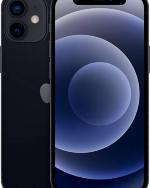 Apple Mobilný telefón Apple iPhone 12 mini 256GB, čierna