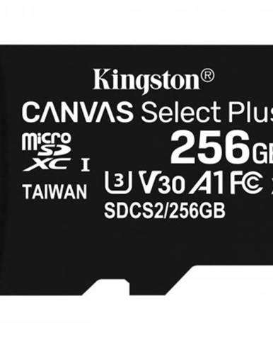 Micro SDXC karta Kingston Canvas Select Plus 256GB