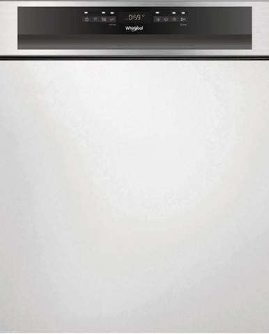 Umývačka riadu Whirlpool WBO 3O33 PL X nerez