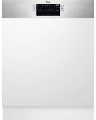 Umývačka riadu AEG Mastery Fee52910zm