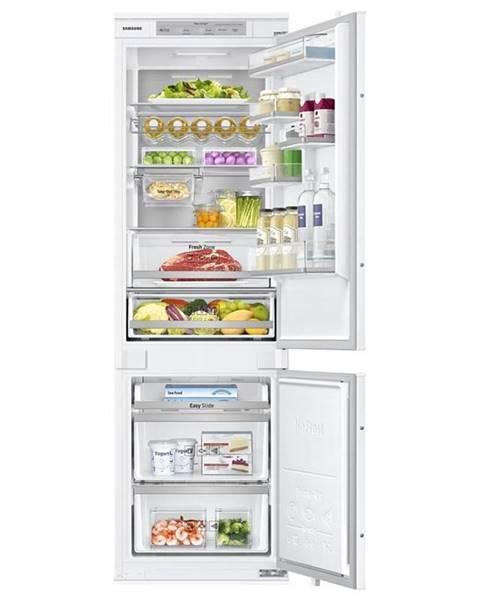 Samsung Kombinácia chladničky s mrazničkou Samsung Brb260089ww/EF biele