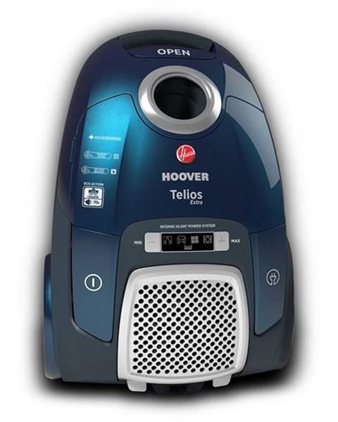 Hoover Podlahový vysávač Hoover Telios Extra Tx60pet011 modrý/zelen
