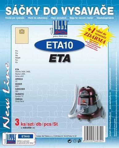 Sáčky pre vysávače Jolly ETA 10