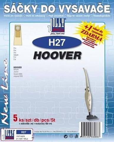 Sáčky pre vysávače Jolly H 27