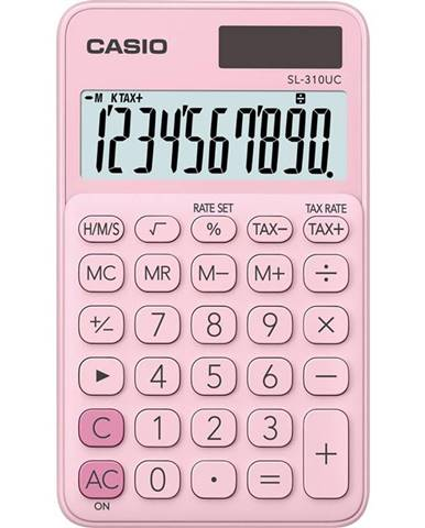 Kalkulačka Casio SL 310 UC PK ružov