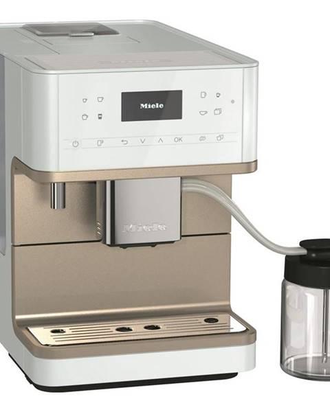 Miele Espresso Miele CM 6360 biele