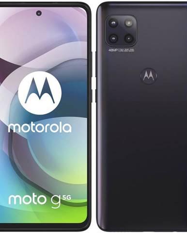 Mobilný telefón Motorola Moto G 5G sivý