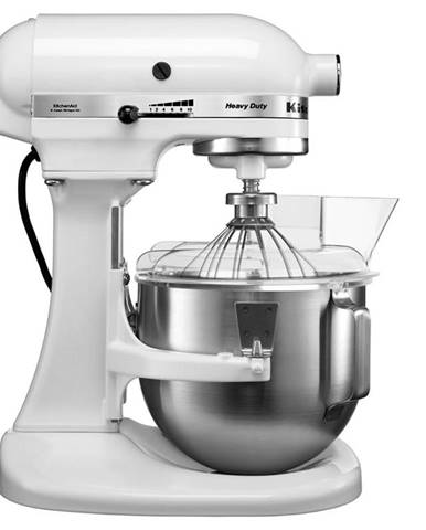 Kuchynský robot KitchenAid Heavy Duty 5Kpm5ewh biely