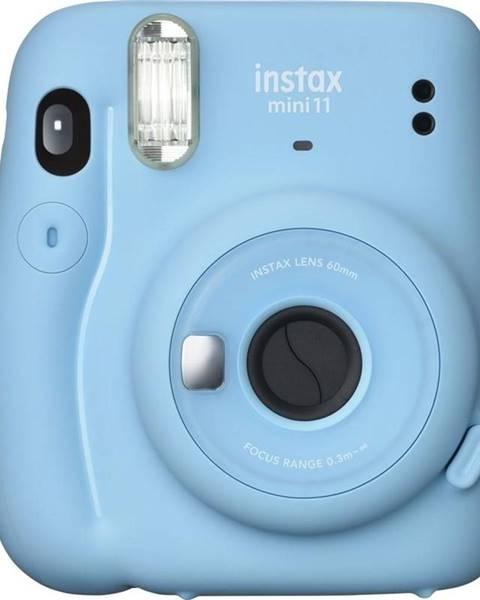 Fujifilm Digitálny fotoaparát Fujifilm mini 11 + puzdro modr