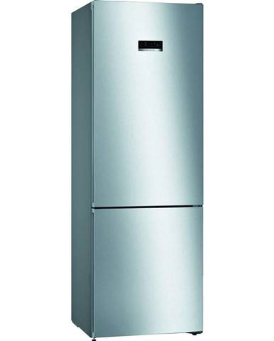 Kombinácia chladničky s mrazničkou Bosch Serie | 4 Kgn49xlea nerez