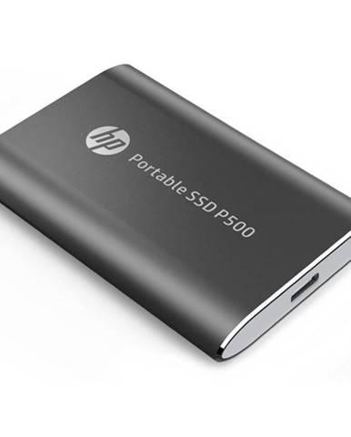 SSD externý HP Portable P500 120GB čierny