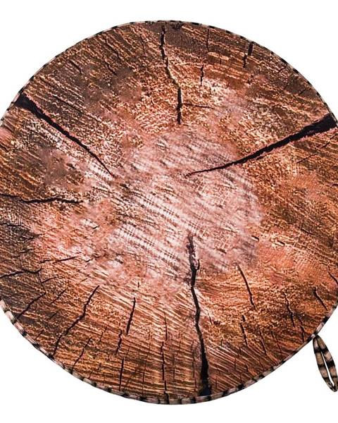 Domarex Sedák Drevo hnedá, 40 cm