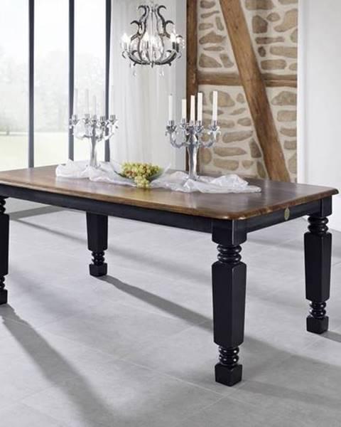 Bighome.sk KOLONIAL Jedálenský stôl 200x100 cm, palisander