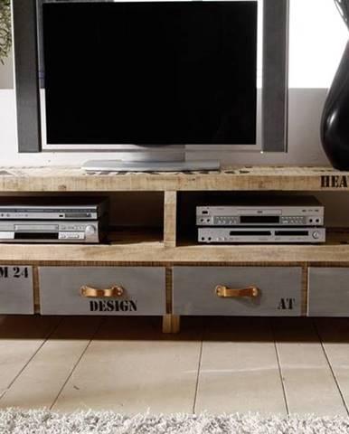 FABRICA TV stolík 196x60 cm, mango