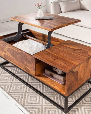 Konferenčný stolík MAKASSAR 110 cm