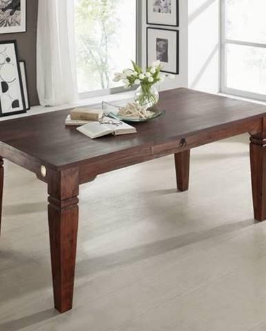 SUNO CAMBRIDGE Jedálenský stôl 180x90 cm, akácia