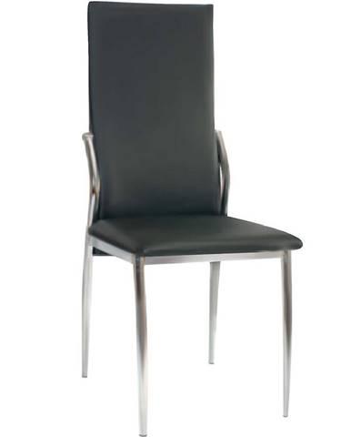 Stolička Sawanna čierna