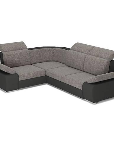 Rohová sedacia súprava Benita L Madryt 9100+Fashion 17