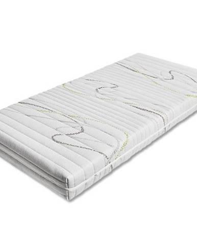 Rolovaný matrac v karabici Merkury Trio Deluxe Aloe Vera 140/200
