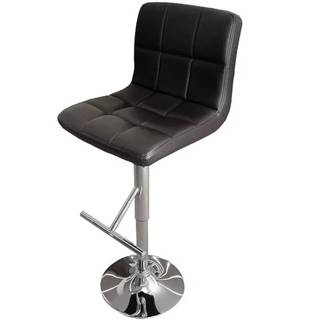 Barová stolička Bruno čierna 7142