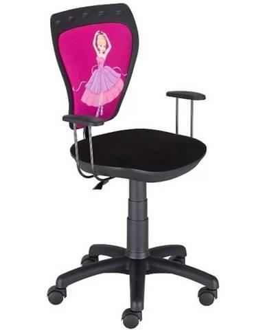Kancelárska stolička Ministyle New GTP balerina
