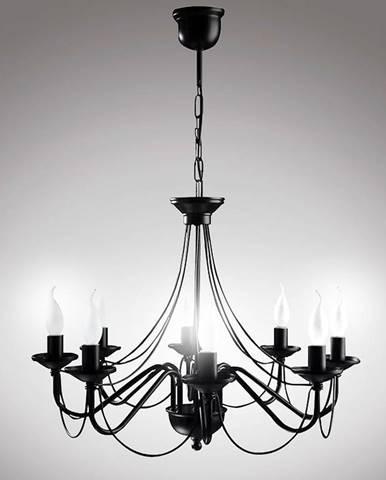 Lampa Pająk CZAR.LW8