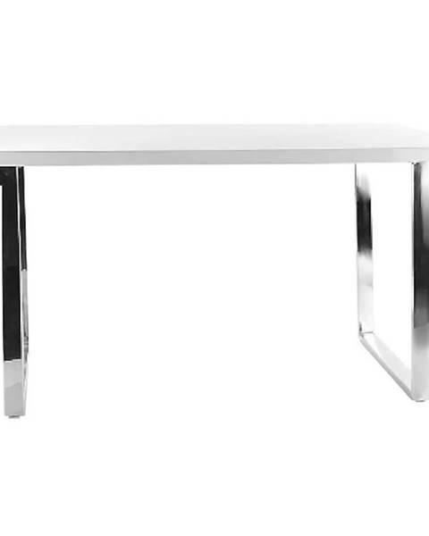 MERKURY MARKET Jedálenský stôl Floki white TD-1304A