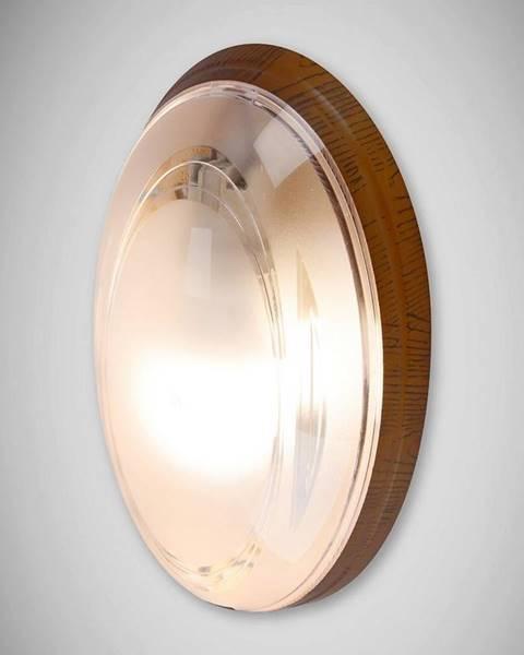 MERKURY MARKET Lampa Ninova wall fixture walnut PL