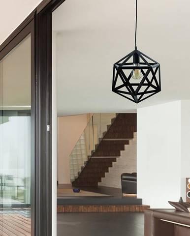 Lampa Denmark 305534 LW1 čierna