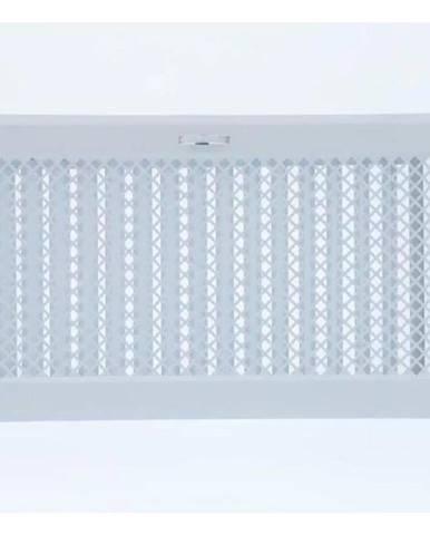 Mriežka  KZ4-ML-B  biely rám 195x335