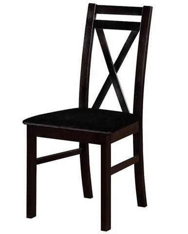 Stolička W114 čierne primo 8802