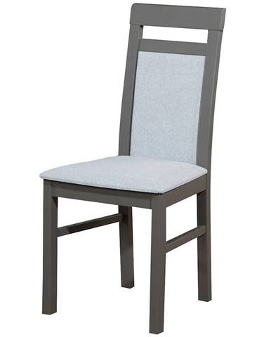 Stolička W115 grafit nela 2