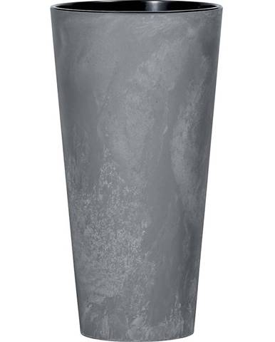 Kvetináč Tubus Slim Effect marengo DTUS150E-425U