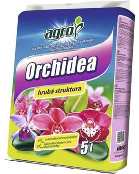 MERKURY MARKET AGRO Substrat na orchidey 5l
