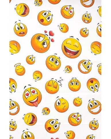 Textilný záves Emoticon 180/200