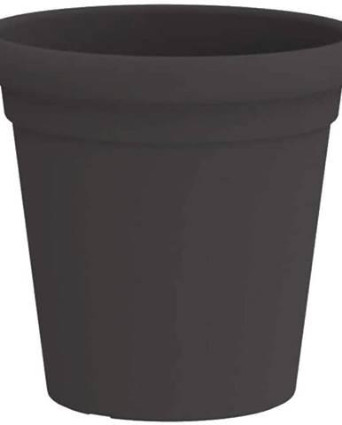 Kvetináč TOSCANA 40 cm anthracite