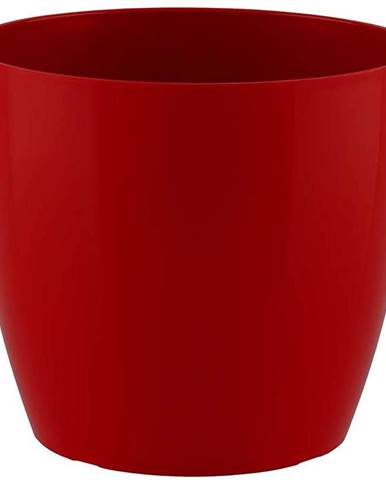 SAN REMO pot 25 cm dark red