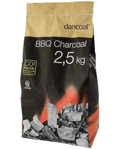 Drevené uhlie Dancoal 2
