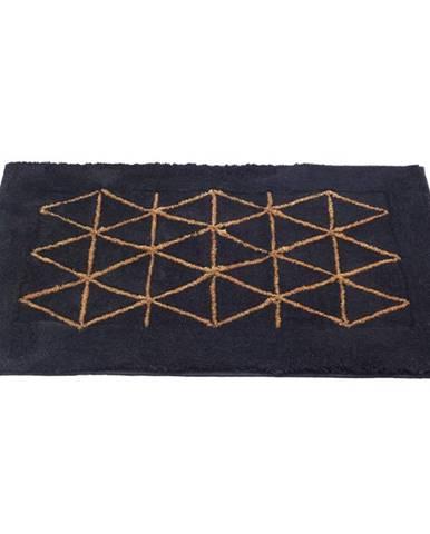 Koberček Agadir čierna 60X60