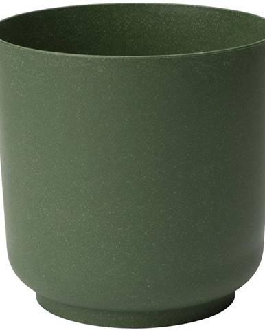 Kvetináč Satina Eco 13 cm zelená