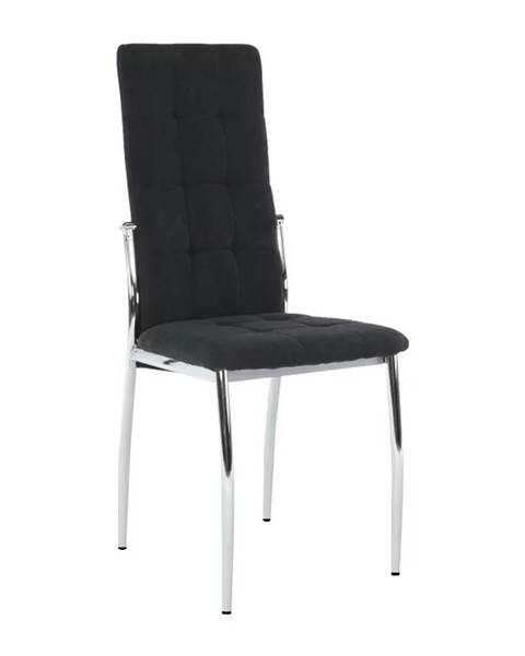Tempo Kondela Adora New jedálenská stolička čierna