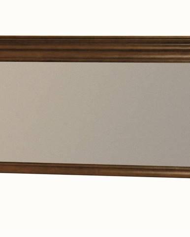 Zefir Z-L2 rustikálne zrkadlo na stenu toffi
