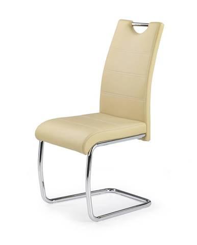 K211 jedálenská stolička béžová