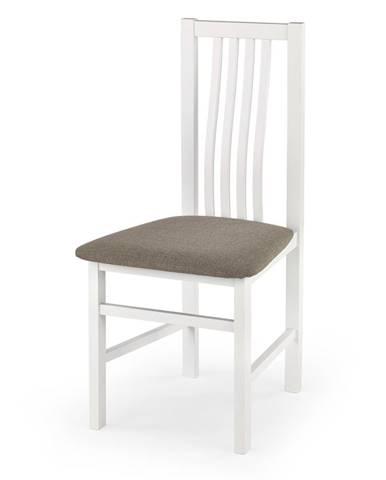 Pawel jedálenská stolička biela