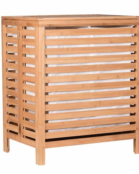 Kondela Menork kôš na prádlo na prádlo bambus