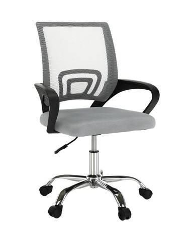Dex 2 New kancelárske kreslo sivohnedá (taupe)
