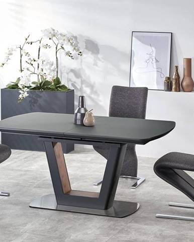 Bilotti rozkladací jedálenský stôl antracit
