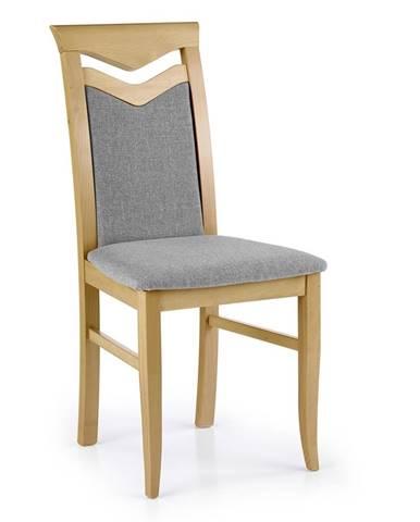 Citrone jedálenská stolička dub medový